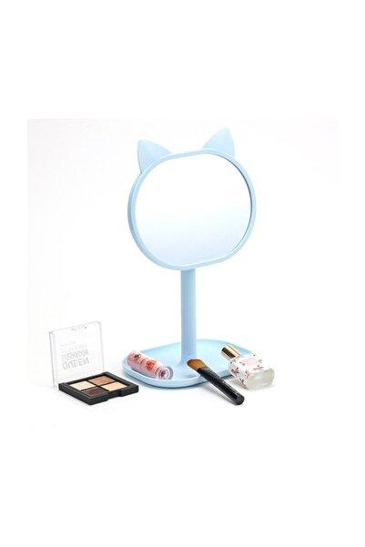 YOYOSO Kedi Kulaklı Masa Üstü Ayna