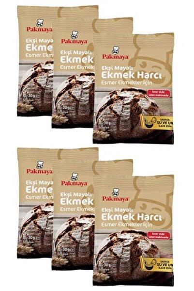 Ekşi Mayalı Esmer Ekmek Harcı 30 grx6 Adet
