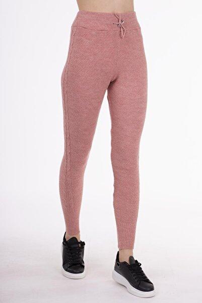 STAMINA Kadın Pembe Stamina Premium Pantolon-4ız07
