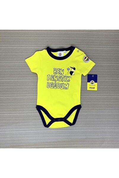 Fenerium Erkek Bebek Fenerbahçe Body