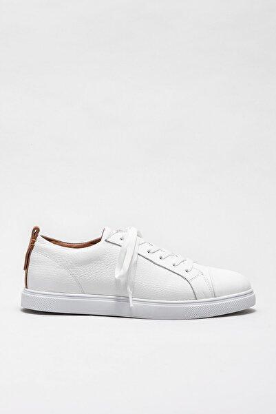 Elle Shoes Kadın Danty Beyaz Casual Ayakkabı 20KAT2987-3