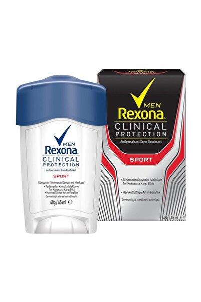 Rexona Erkek Deodorant Stick Protection Sport 45 Gr