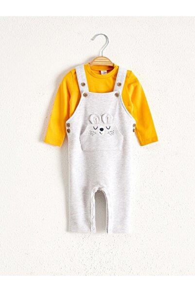 LC Waikiki Erkek Bebek Kar Melanj 847 Bebek Takımları