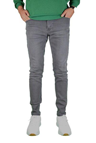 Loft Slim Fit Kül Rengi Erkek Pantolon