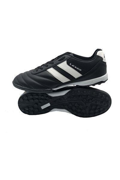 Twingo Erkek Siyah Halı Saha Ayakkabısı