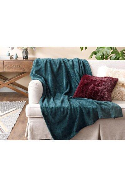 English Home Softy Wellsoft Tv Battaniye 120x170 cm Yeşil