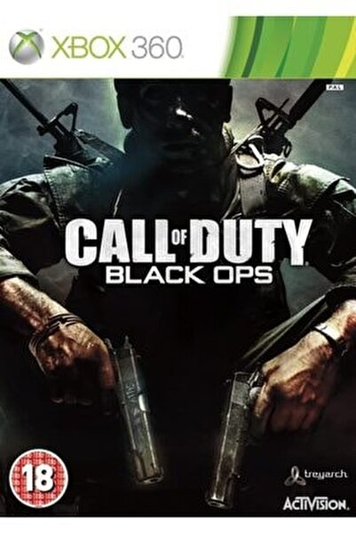 Xbox 360 Call Of Duty Black Ops Oyun