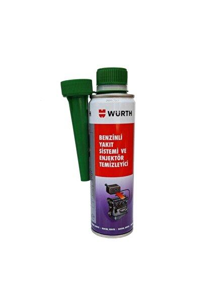 Würth Benzinli Yakıt Sistemi Ve Enjektör Temizleyici 300 ml