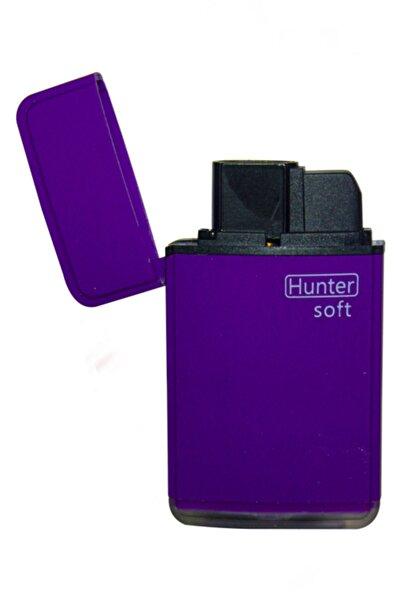 Hunter Çift Pürmüz Alev Mat Renk Çakmak Mor
