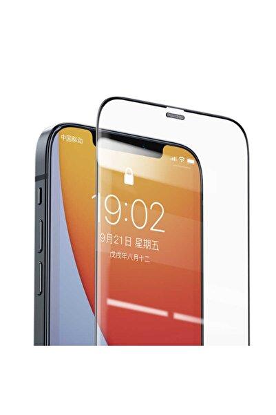 Benks Apple Iphone 12 Pro Full Curved Proof Ekran Koruyucu (5 Ayrı Koruma Katmanı)