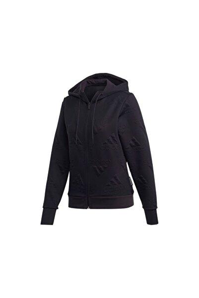 adidas Kadın Antrenman Sweatshirts Siyah W Aerordy Jq Hd Gc7039