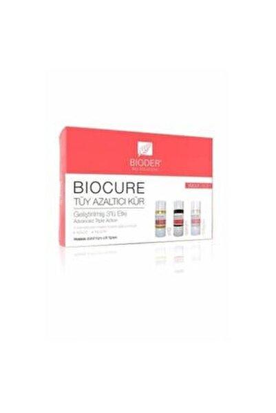 Biocure Tüy Azaltıcı 3x10 Ml Vücut Kürü