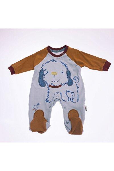 Flexi Baby Köpek Figürlü Bebek Tulum