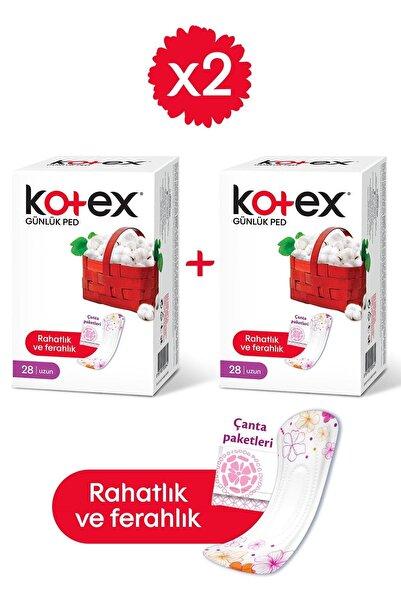 Kotex Anydays Uzun 28'li - 2'li Paket