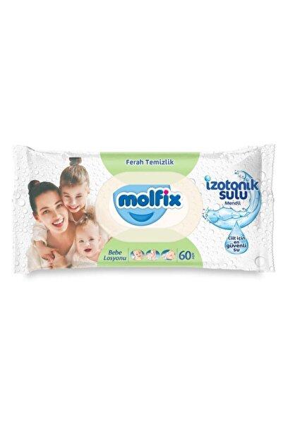Molfix Molfıx Izotonik Sulu Islak Mendil 60 Lı (12 Adet)