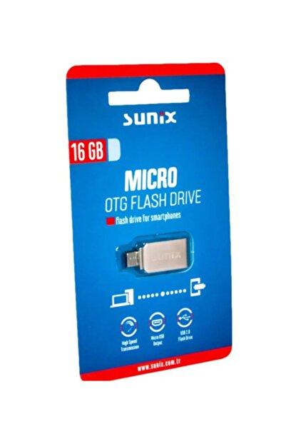 Sunix 16 Gb Micro Usb Bellek