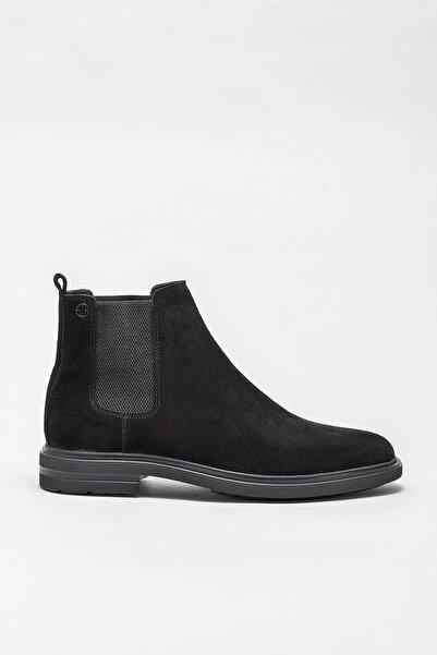 Elle Shoes Erkek Walton Sıyah Bot & Bootie 20KEF3357