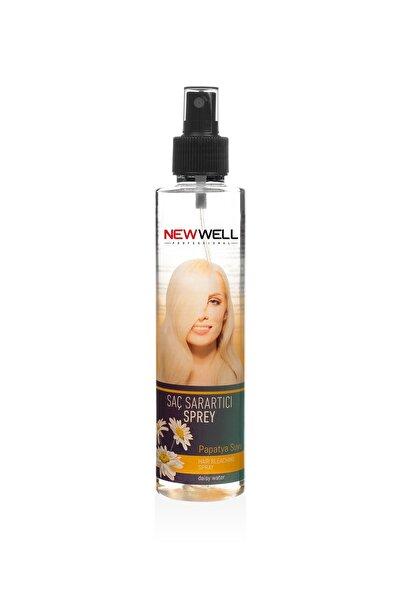 New Well Saç Sarartıcı Sprey 220 ml
