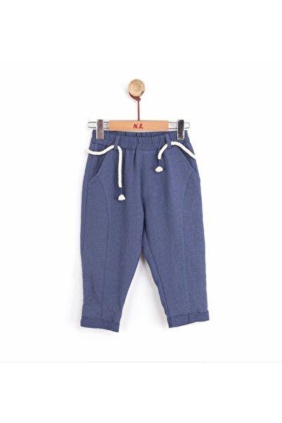 Elif Bebe Çocuk Keten Pantolon