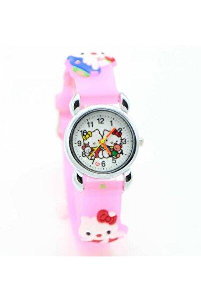 Hello Kitty Saat Hello Kity Kız Çocuk Kol Saati