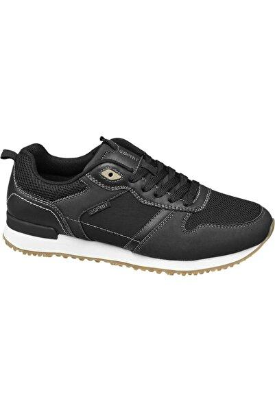 Esprit Deichmann Erkek Siyah Sneaker