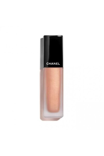 Chanel Rouge Allure Ink Likit Ruj - 202 Metallic Beige