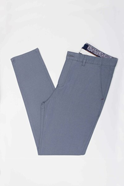 Jakamen Erkek Gri Slim Fit Pantolon Jk31sf12m055