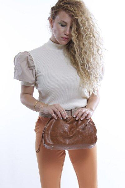 Kadın Taba Askılı Çanta