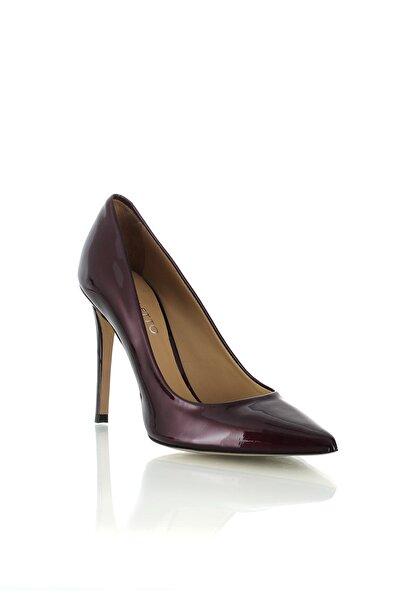Kadın Ayakkabı 2536 05 Rugan Sımlı 1319 R2571-(10.5 Cm)
