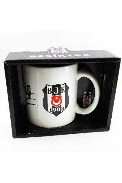 Beşiktaş Beyaz Taraftar Kupa Bardağı