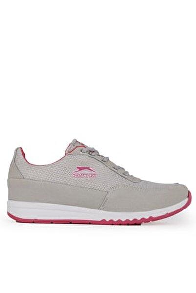 Angle Günlük Giyim Kadın Ayakkabı Gri