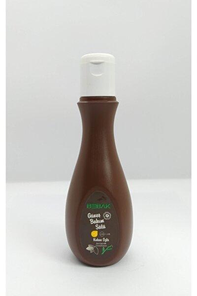 Bebak Kakao Özlü Güneş Bakım Sütü 120 ml