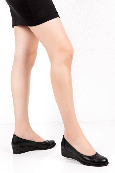 Hakiki Deri Anatomik Taban Günlük Ayakkabı