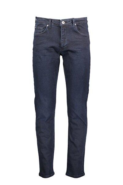 Loft Lf2024692 Erkek Terrybrown Moon Dark Blue Black Wash Denim Pantolon 20y