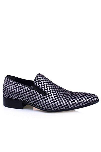 Fosco Neolit Taban Erkek Klasik Saten Ayakkabı 3073