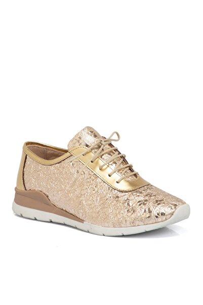 Tergan Dore Deri Kadın Ayakkabı 64244a34