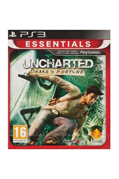 Sony Uncharted Drake's Fortune Ps3 Oyunu