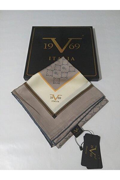 19V69 ITALIA Kadın Kahverengi  Versace 19v69 Italia Tivil Eşarp