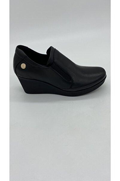 Siyah Dolgu Günlük Ayakkabı 059