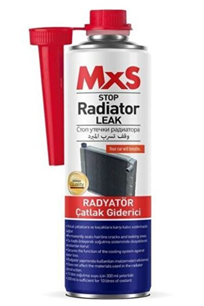 MxS Radyator Kaçak Tıkayıcı 300ml.