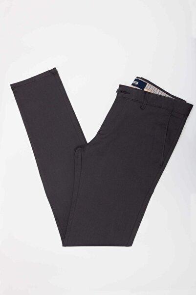 Jakamen Erkek Siyah Ekstra Slim Pantolon-19 Jk31es12m002