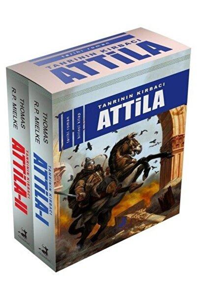 Olimpos Yayınları Tanrının Kırbacı Attila 2 Kitap Takım