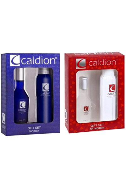 Caldion Bay Bayan Parfüm Set 50ml Edt 150 Ml Deo 2 Adet Set