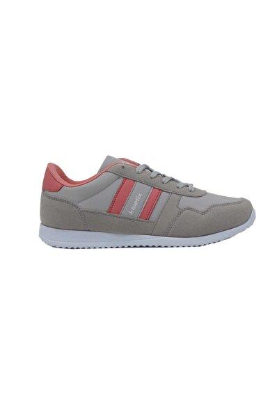 Kinetix Kadın  Açık Gri- Somon Spor Ayakkabı 100429936 Carter Pu W 9pr