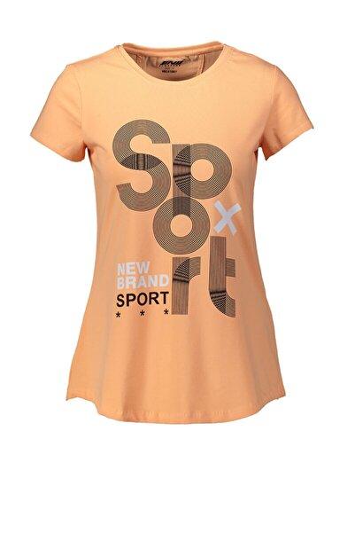 New Brand Nb7 N08by-02920 Kadın T-shirt