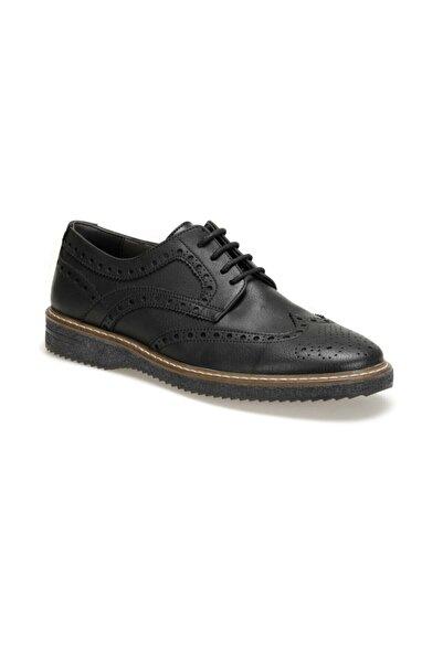 JJ-STILLER Siyah Erkek Klasik Ayakkabı 21750