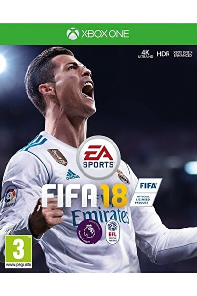 Electronic Arts Fifa 2018 Xbox One