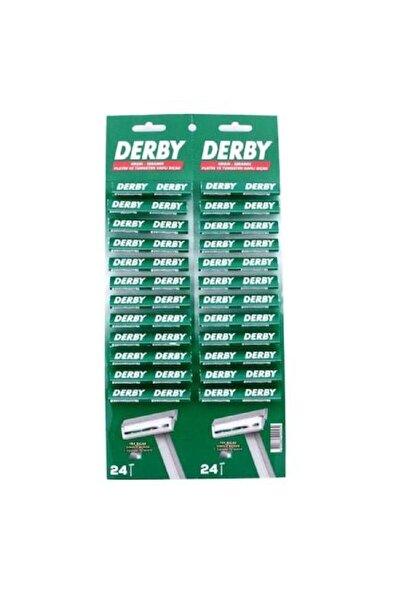 Derby Tek Traş Bıçak 96 Adet
