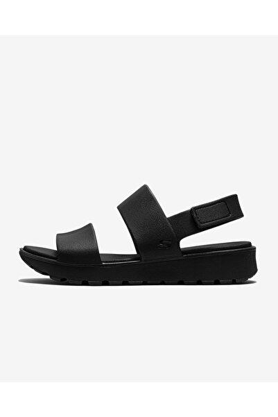 SKECHERS Kadın Siyah  Footsteps-breezy Feels Sandalet 111054 Bbk
