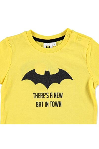 Warner Bross Warner Bros Yaz Erkek Bebek Batman Tshirt